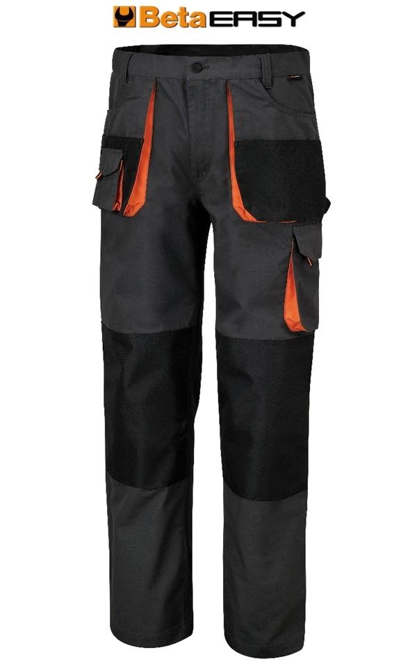 Pantalone Jeans lavoro Beta Work 7525 elasticizzato